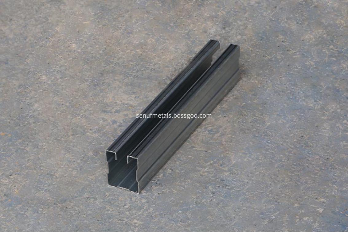 Door frame sample