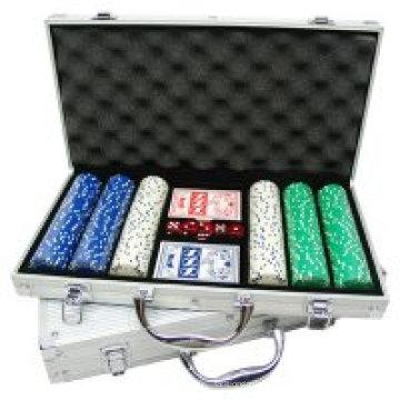Juego de fichas de póquer (P30L)