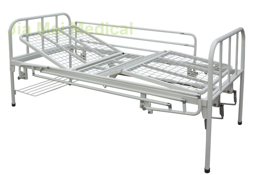 Adjustable Crank Patient Bed