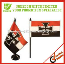 High Quality Printed Customised Hand Flag