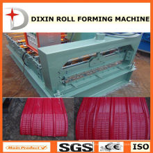 Color Steel Roof Sheet Crimping Curved Machine