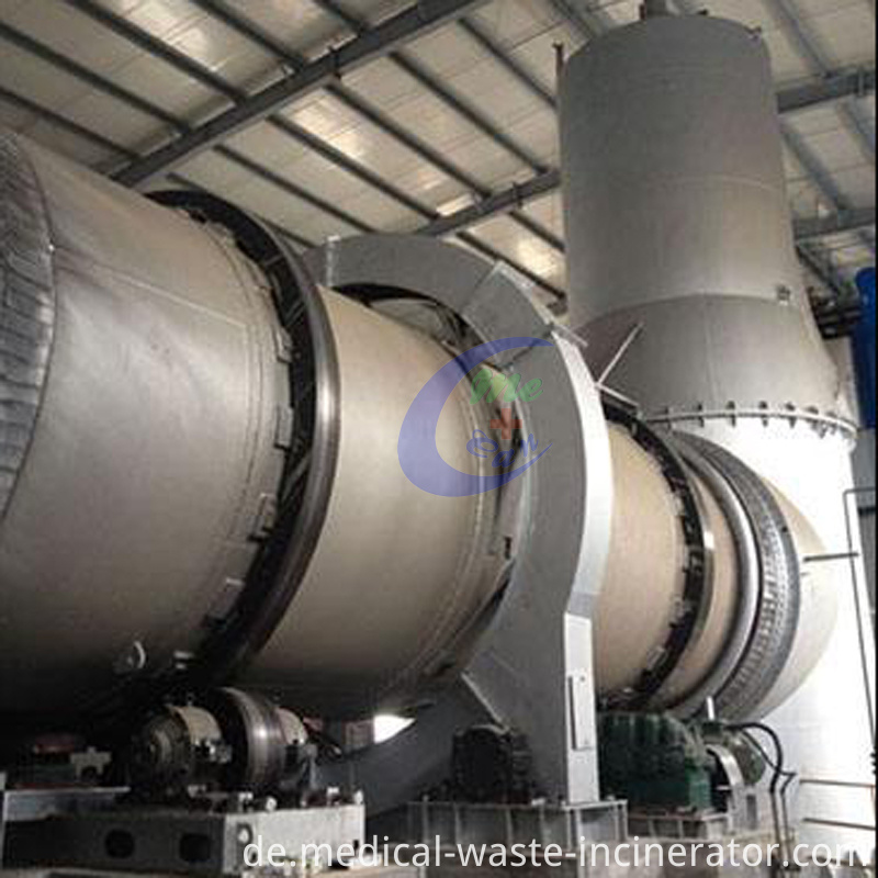 Advanced Rotary Kiln