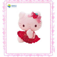 Pink Cute Lovely Cat Plush Toy