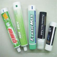 Boa qualidade laminado tubo de creme dental