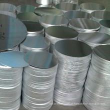 1060 Folha de alumínio em círculo para utensílios de cozinha