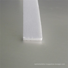 LED Light Frame Usage White Silicone Sponge Extrusion Cord