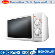 High Quality Countertop Mechanical Control Microwave Oven with Grill