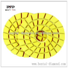 Floor grindig and polishing pads for concrete,marble,granite