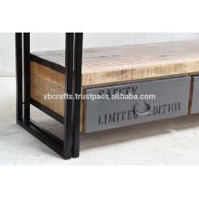 Industrial Urban Loft TV Stand