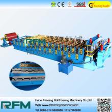 FX Doppelschicht Decker Dachplatte Kaltumformung Maschinen