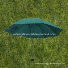 "21""X8k Pg Cover 4 Fold or Folding Advertising Umbrella (YS4F0001)"