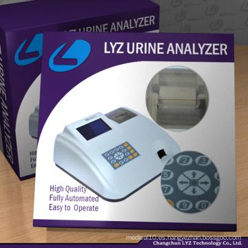 Analizador de hematología totalmente automático Analizador clínico de orina