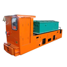 5Ton Underground Mining Electric Battery Operate Locomotive