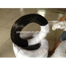 Fournisseur de fil recuit noir / fournisseur noir de fils de reliure / fabricant