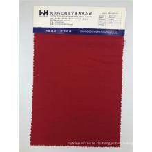 Gewebter Stoff 107GSM Rayon / Nylon Plain Fabrics