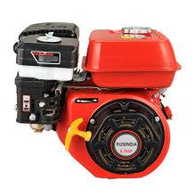 Маленький бензиновый двигатель с воздушным охлаждением 6.5HP