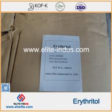Adoçante Erythrit (cristal / pó) como adoçante saudável