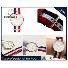 OEM Factory Dw Style Nylon Strap Watch (DC-007)