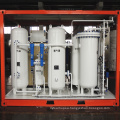 America ASME Standard PSA Nitrogen Purification Plant