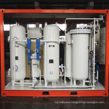 PSA Nitrogen Generator With Container