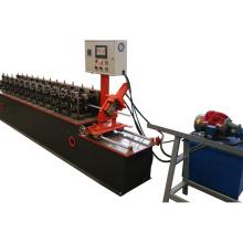 China manufacturer light steel c u channel keel roll forming machine