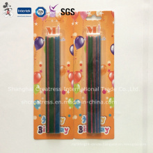 Manufacture Popular New Personalized Professional Produce Thin Pillar Candles