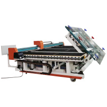 Customization machine for glass loading cutting machine