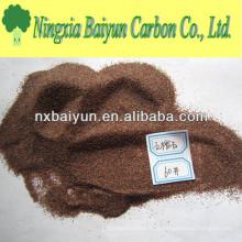 tamaños de grano abrasivo arena de grano granate 80