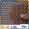 decorative woven wire mesh protection/hexagonal wire netting