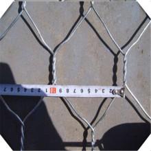 Panier en gabion enduit de PVC et galvanisé à chaud