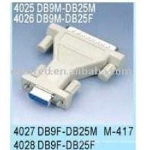 DB9P TO DB25P CONVERTER(4025)