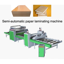 Semi-Automatic PVC or Paper Laminating Line