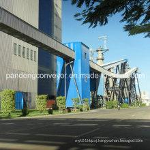 EPC of Conventional Belt Conveyor/Trough Belt Conveyor Application in Steel