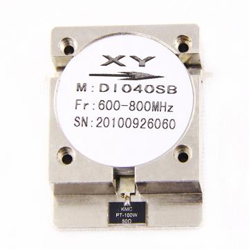 Chute électrique femelle de 100W 600-800mhz W dans l'isolateur coaxial duel