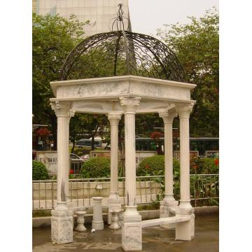 Stone Carving Gazebo