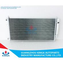 Car Air Coooling Conditionnement 2009 Condensateur auto en aluminium pour la ville 09