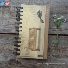 Eco Friendly Paper 48k Notebook with Spiral (NP(48K)-X-011)