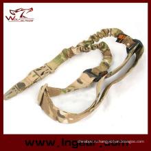 Airsoft Multi функция веревку слинг двойной банджи пистолет слинг винтовка слинг