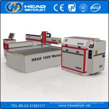 Competitive 1500mm*2000mm CNC water jet glass cutting machine