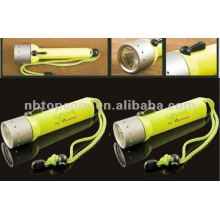 stainless steel cree diving torch