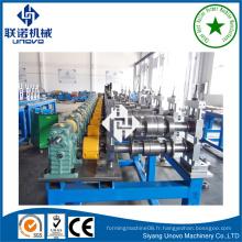 Machine de fabrication d'enrouleur