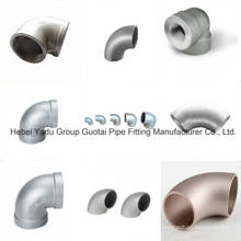 Pipe Fittings Alumium Weld Elbows