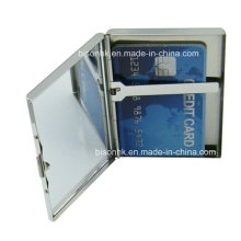 Titulaire de carte de crédit, titulaire de carte d'identité en métal