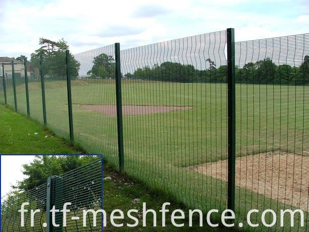 358 anti climb fence,high security fence-34