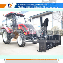 Tractor Loader Euro Quick Hitch Mounted Snow Blower