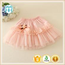 faldas del tutú de la falda corta del tutú de las muchachas de la manera mini falda para las muchachas de los niños llevan