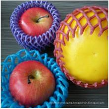 China Factory Best Price Papaya Export Packing PE Plastic Fruit Foam Netting
