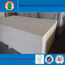 17mm High Density Raw MDF with Low Price