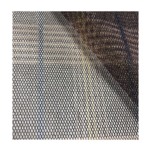high quality 100% polyester plaid fabric african lace fabric for women dress