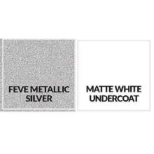 Алюминий листовой металлический серебристый